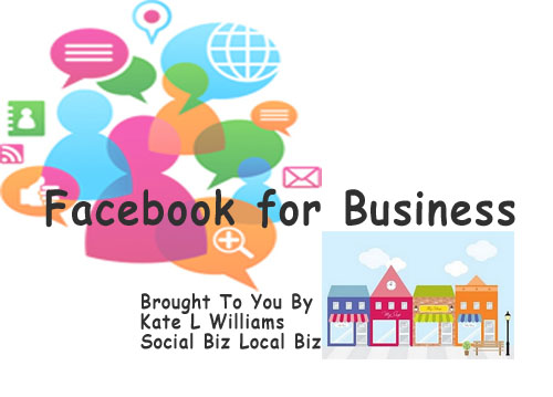 Facebook for Small Local Business