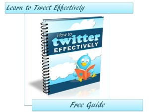 Learn to Twitter Effectively