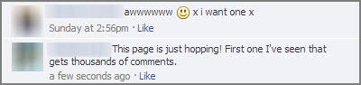 Get your Facebook Page hopping with interaction