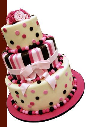 Small business social media success at Pink Cake Box