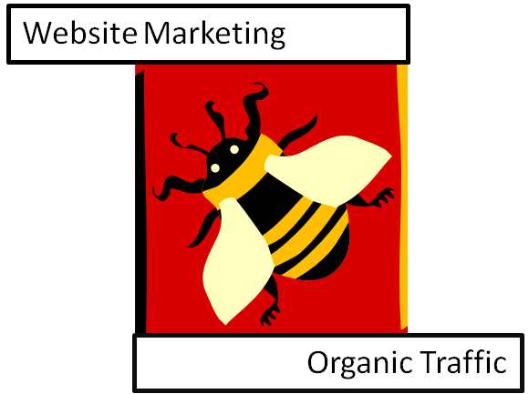 Website Marketing: Ideas for Organic Traffic to Entice Visitors to Your Website